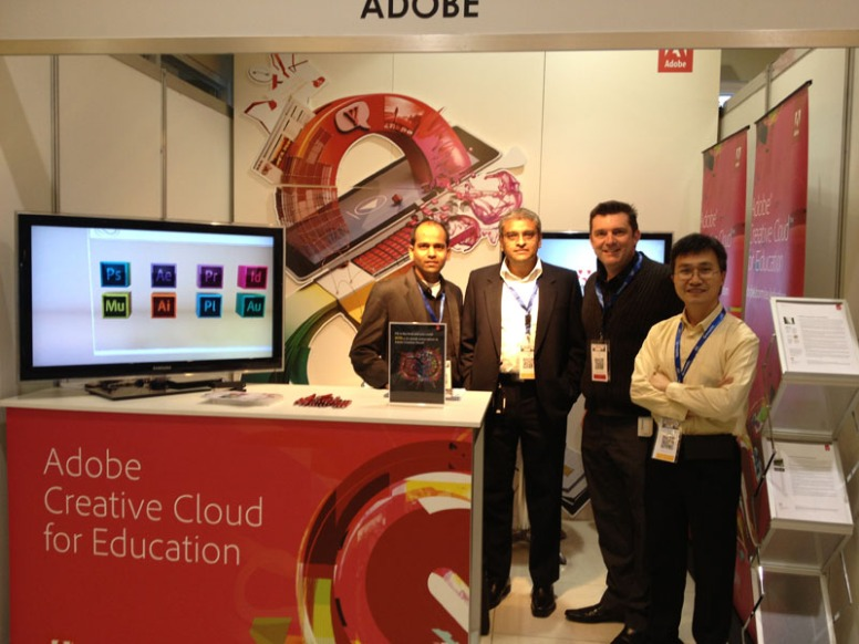 The Adobe team at ELH
