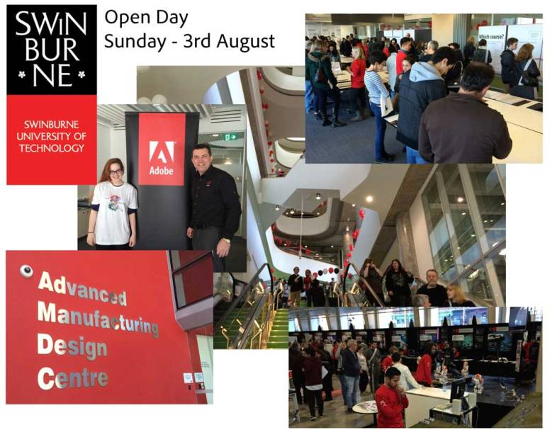 SwinOpenDay2014