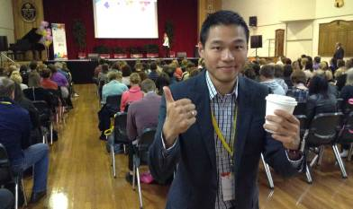Michael Ha - K-12 eLearning Facilitator, Newington Grammar
