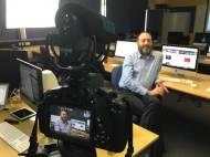 Interviewing Ben