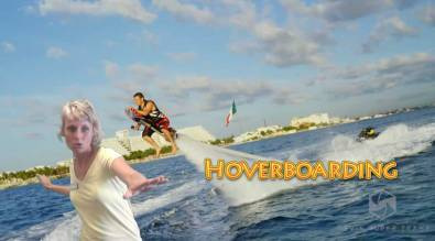 hoverboadrding