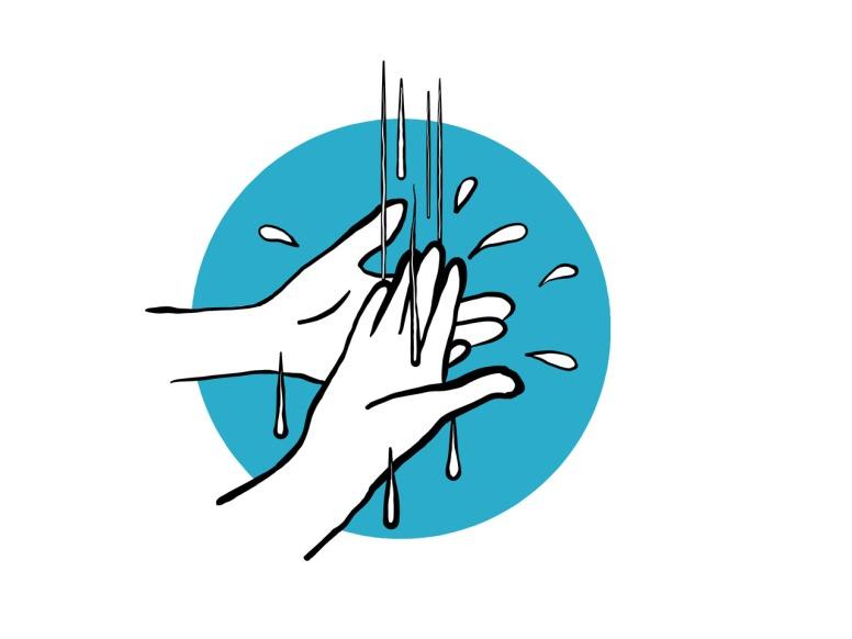 02 wet hands